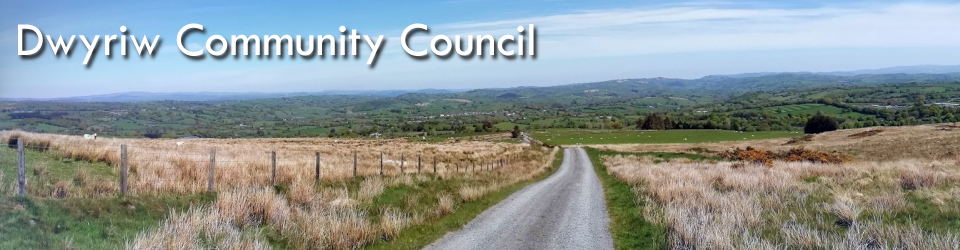 Header Image for Dwyriw Community Council